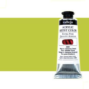 totenart-acrilico-vallejo-artist-verde-cadmio-58-ml