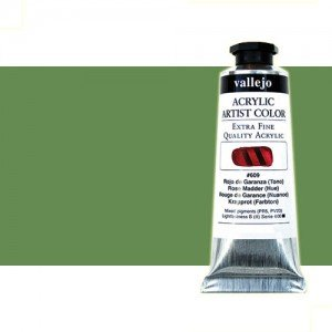 totenart-acrilico-vallejo-artist-verde-permanente-58-ml