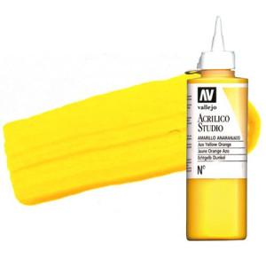 totenart-acrilico-vallejo-studio-13-amarillo-anaranjado-200-ml