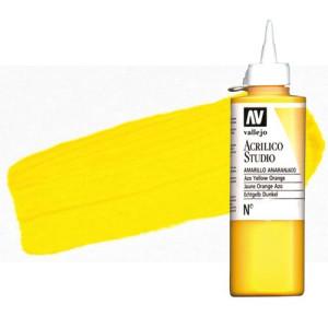 totenart-acrilico-vallejo-studio-22-amarillo-oscuro-200-ml