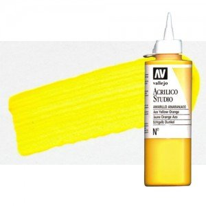 totenart-acrilico-vallejo-studio-43-amarillo-cadmio-palido-200-ml