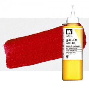 totenart-acrilico-vallejo-studio-45-rojo-cadmio-oscuro-200-ml