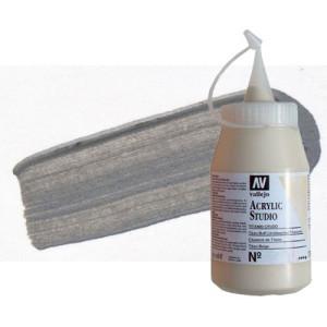 totenart-acrilico-vallejo-studio-62-gris-medio-500-ml