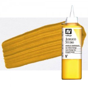 totenart-acrilico-vallejo-studio-8-amarillo-oxido-hierro-200-ml