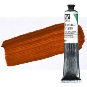 totenart-acrilico-vallejo-studio-9-dorado-oxido-hierro-58-ml