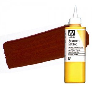 totenart-acrilico-vallejo-studio-9-rojo-oxido-hierro-200-ml