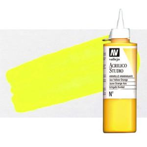 totenart-acrilico-vallejo-studio-930-amarillo-fluorescente-200-ml