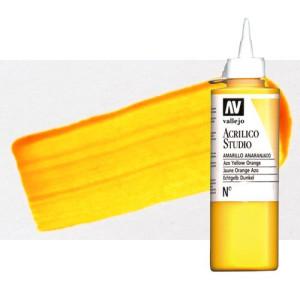 totenart-acrilico-vallejo-studio-932-naranja-fluorescente-200-ml