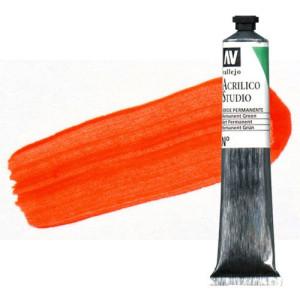 totenart-acrilico-vallejo-studio-933-rojo-fluego-flurescente-58-ml