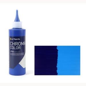 Totenart - Acrílico La Pajarita Azul Ftalo Chroma Color (200 ml.)
