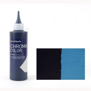 Totenart - Acrílico La Pajarita Azul de Prussia Chroma Color (200 ml.)