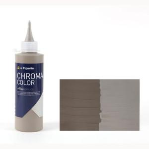 Totenart - Acrílico La Pajarita Gris Oscuro Chroma Color (200 ml.)