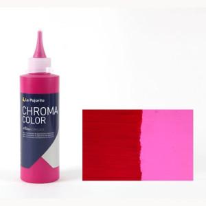 Totenart - Acrílico La Pajarita Magenta Primario Chroma Color (200 ml.)