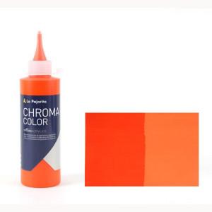Totenart - Acrílico La Pajarita Naranja Naphtol Chroma Color (200 ml.)
