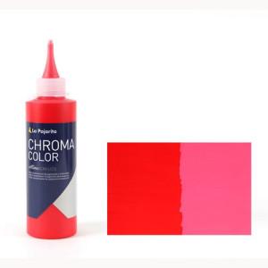 Totenart - Acrílico La Pajarita Rojo Cadmio Medio Chroma Color (200 ml.)