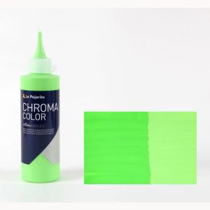 Totenart - Acrílico La Pajarita Verde Claro Chroma Color (200 ml.)