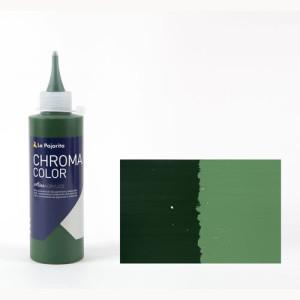 Totenart - Acrílico La Pajarita Verde Vejiga Chroma Color (200 ml.)