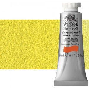 totenart-Acuarela Artist Winsor & Newton color amarillo bismuto (14 ml)