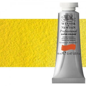 totenart-Acuarela Artist Winsor & Newton color amarillo de cadmio claro (14 ml)