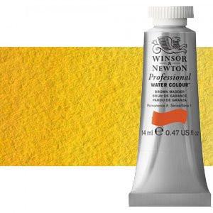 totenart-Acuarela Artist Winsor & Newton color amarillo de cadmio (14 ml)