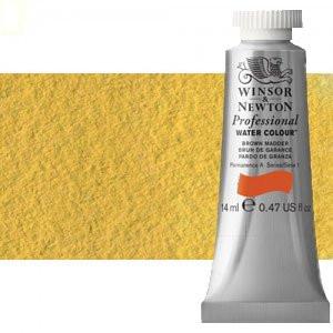 totenart-Acuarela Artist Winsor & Newton color amarillo de Turner (14 ml)