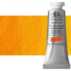 totenart-Acuarela Artist Winsor & Newton color amarillo Winsor oscuro (14 ml)