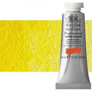 totenart-Acuarela Artist Winsor & Newton color amarillo Winsor (14 ml)