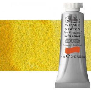 totenart-Acuarela Artist Winsor & Newton color aureolina (14 ml)