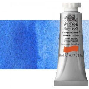 totenart-Acuarela Artist Winsor & Newton color azul cerúleo (14 ml)