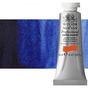 totenart-Acuarela Artist Winsor & Newton color azul de idantrona (14 ml)