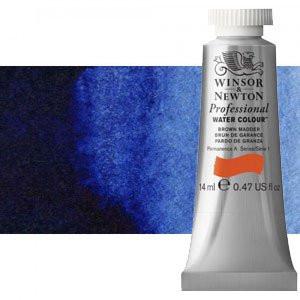 totenart-Acuarela Artist Winsor & Newton color azul de Prusia (14 ml)