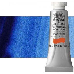 totenart-Acuarela Artist Winsor & Newton color azul Winsor sombra verde (14 ml)