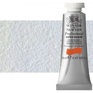 totenart-Acuarela Artist Winsor & Newton color blanco de China (14 ml)
