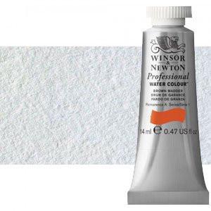 totenart-Acuarela Artist Winsor & Newton color blanco de titanio (14 ml)