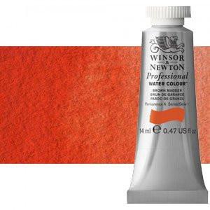 totenart-Acuarela Artist Winsor & Newton color escarlata de cadmio (14 ml)