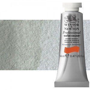 totenart-Acuarela Artist Winsor & Newton color gris de Davy (14 ml)