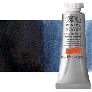 totenart-Acuarela Artist Winsor & Newton color índigo (14 ml)