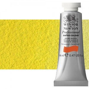 totenart-Acuarela Artist Winsor & Newton color limón de cadmio (14 ml)