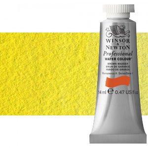 totenart-Acuarela Artist Winsor & Newton color limón Winsor (14 ml)