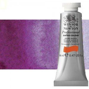 totenart-Acuarela Artist Winsor & Newton color magenta permanente (14 ml)
