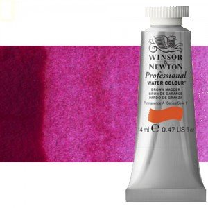 totenart-Acuarela Artist Winsor & Newton color magenta quinacridona (14 ml)