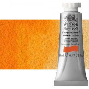 totenart-Acuarela Artist Winsor & Newton color naranja Winsor (14 ml)