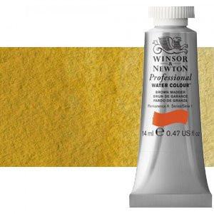totenart-Acuarela Artist Winsor & Newton color ocre amarillo claro (14 ml)
