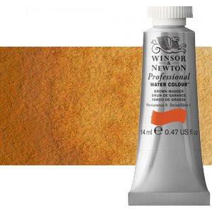 totenart-Acuarela Artist Winsor & Newton color ocre oro (14 ml)