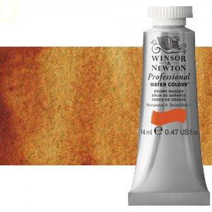 totenart-Acuarela Artist Winsor & Newton color oro de quinacridona (14 ml)