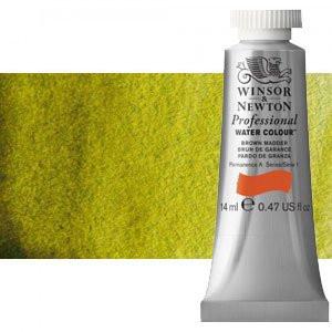 totenart-Acuarela Artist Winsor & Newton color oro verde (14 ml)