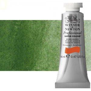 totenart-Acuarela Artist Winsor & Newton color óxido de cromo (14 ml)