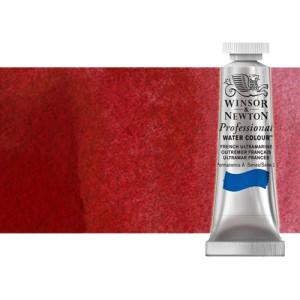 Acuarela Artist Winsor & Newton color rojo Winsor oscuro (5 ml)