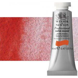 totenart-Acuarela Artist Winsor & Newton color rosa dorado (14 ml)