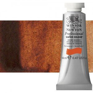 totenart-Acuarela Artist Winsor & Newton color siena tostada (14 ml)